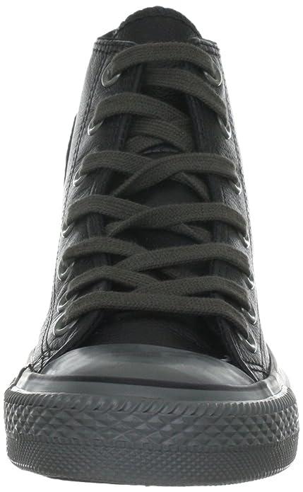 Converse Chuck Taylor All Star 132098C, Baskets mode mixte adulte, Noir (Noir), 36.5