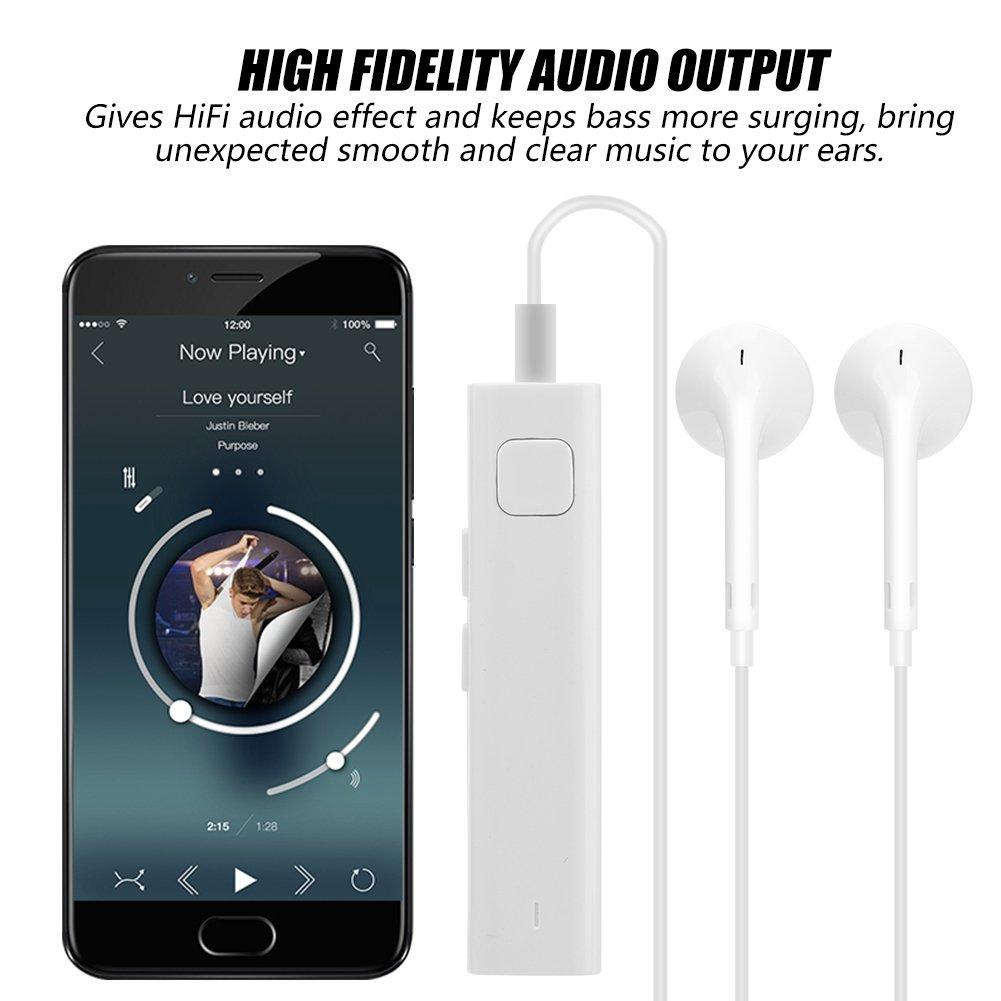Mini Portable Stereo Headset Voice /Übersetzer Ger/ät Clip Business Learning Travel Zerone mehrsprachig /Übersetzung Bluetooth Empf/änger