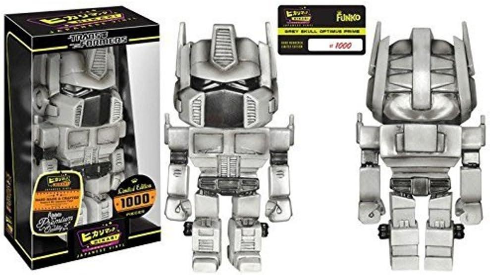 Transformers Grey Skull Optimus Prime Hikari Vinyl Figure *Ready to Ship*