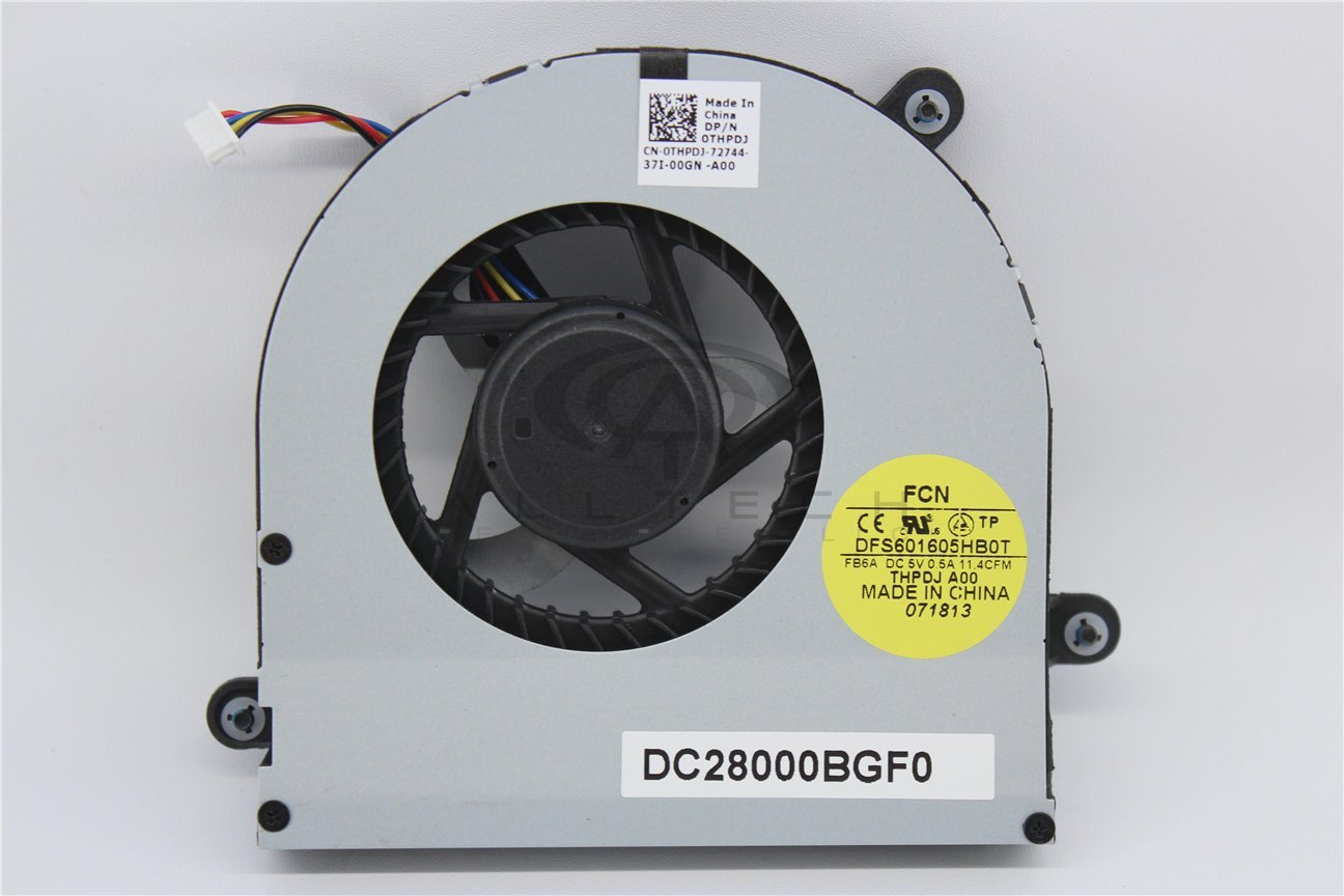 Sparepart: Dell Fan MXM-Card M17XR4, THPDJ by Dell Computers (Image #1)