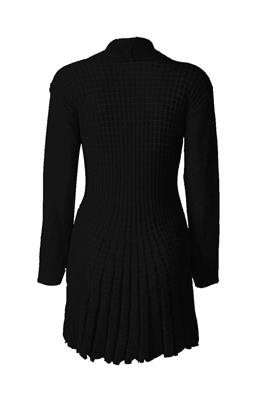 Amazon.com: FashionMark Women's Tribal Knitted Cardigan: Clothing