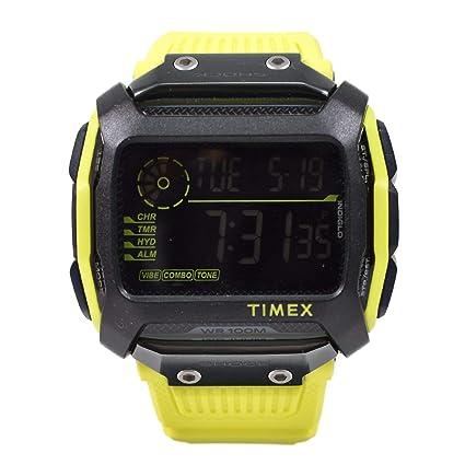 T TIMEX Timex Command Shock Reloj Digital Hombre tw5 m18500