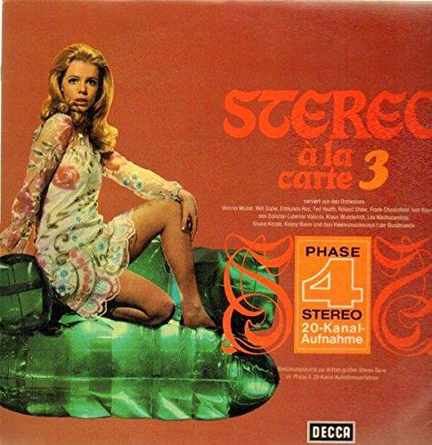 Various - Stereo À La Carte 3 - Decca - S 16 860-P