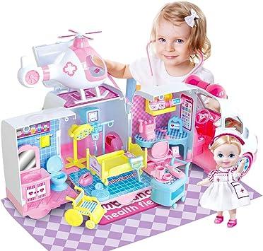 Barbie videogioco eroe del Veicolo e Figura Play Set bambini giocattolo