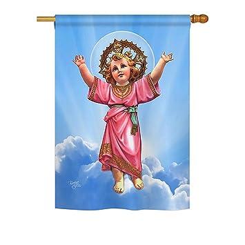 Divino Niño Jesús Divino Niño Jesús grande bandera 28 \