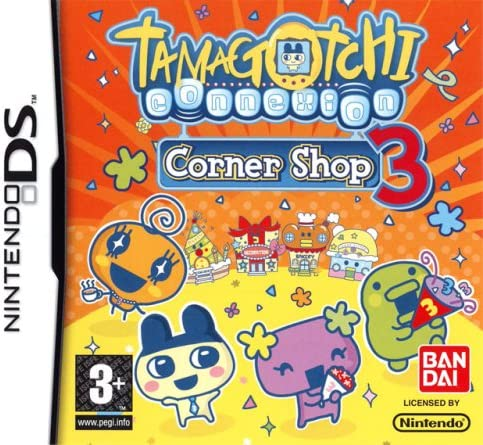 Third Party - Tamagotchi Connexion Corner 3 Occasion [ Nintendo DS ] - 3296580805648: Amazon.es: Videojuegos