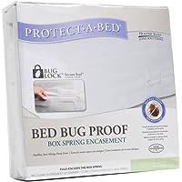 Protect-A-Bed Box Spring Encasement, Queen