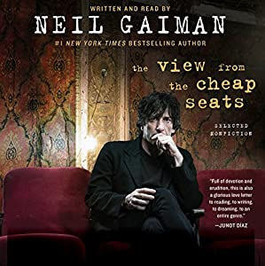 The View from the Cheap Seats | Livre audio