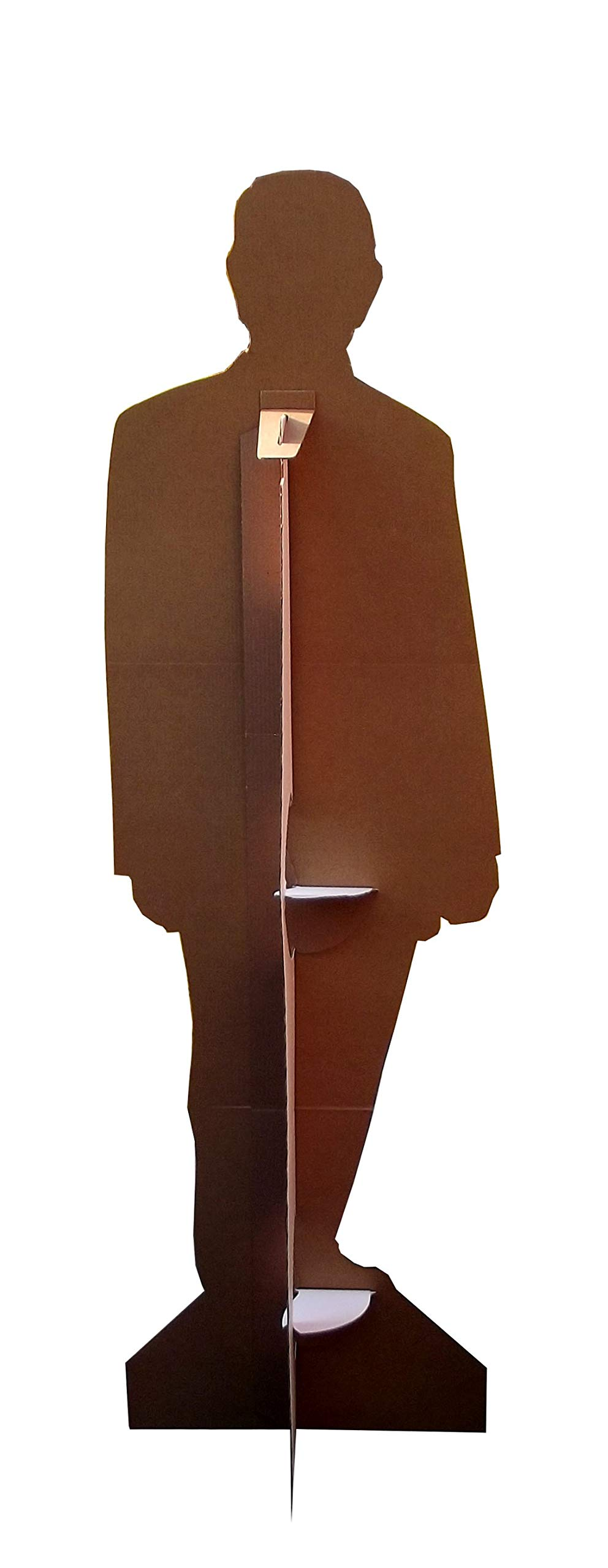 Aahs Engraving President Lyndon B Johnson Life Size Carboard Stand Up 6 feet
