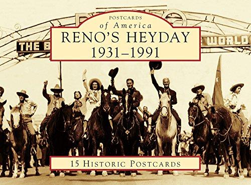 Reno's Heyday: 1931-1991 (Postcards of America)