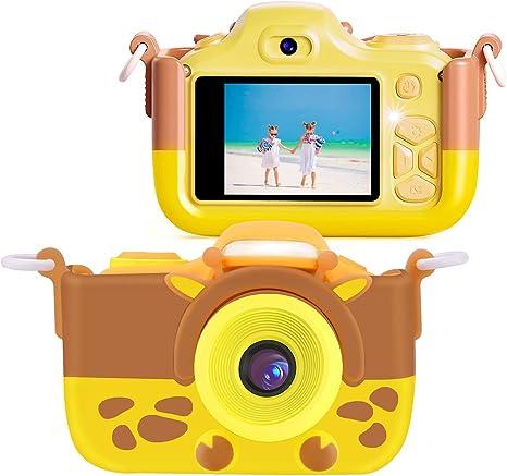TR Turn Raise Cámara de Fotos para Niños, Video Selfie Flash ...