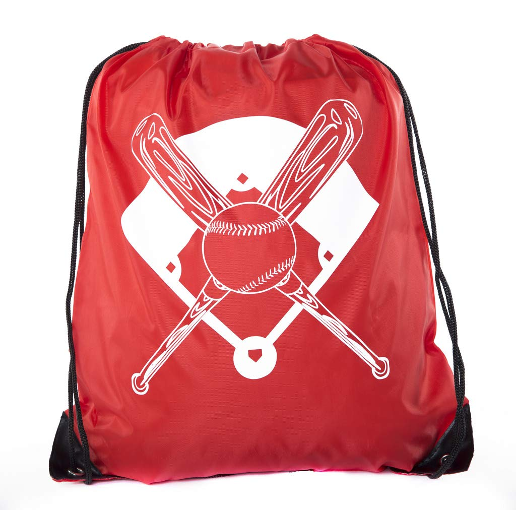 Mato & Hash Goodie Bags for Kids | Drawstring Gift Bags with Logo for Bdays, Parties + More