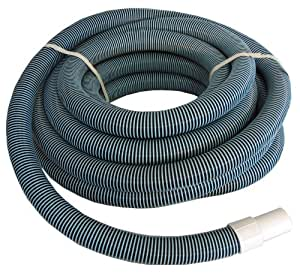 Swimming Pool Commercial Grade Vacuum Hose 1 5 40 39 Length With Swivel End Patio
