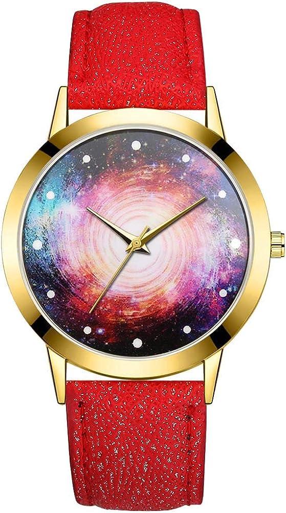 Sunnywill Relojes Mujer Elegante Relojes para Mujeres De Moda ...