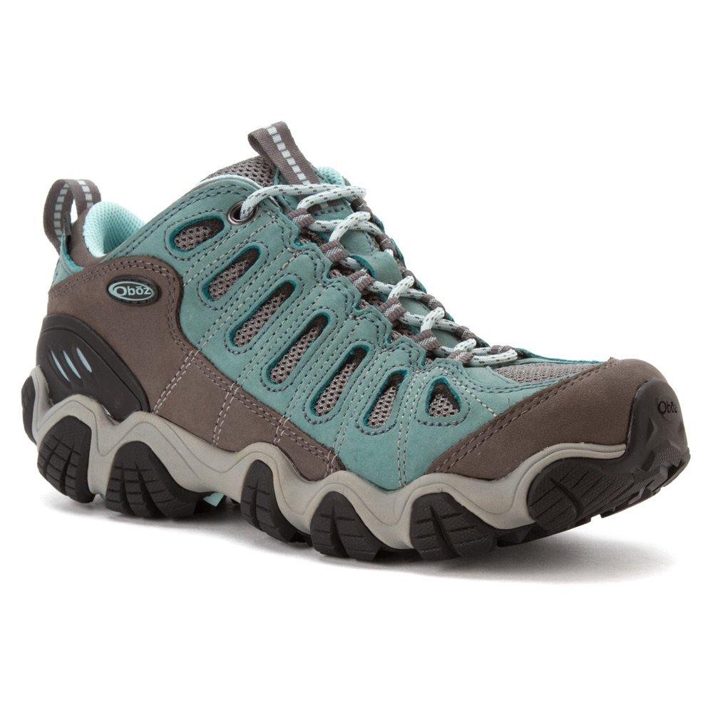 【お得】 [Oboz] M レディースSawtooth Low Bdry US Hiking Shoe B07GQWY2PV 9 9 M US|ミネラルブルー ミネラルブルー 9 M US, AKD通販Priceless:3fd0242a --- arianechie.dominiotemporario.com