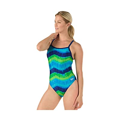 Speedo 7719754 Youth Bye Tie Dye Flyback - Prolt