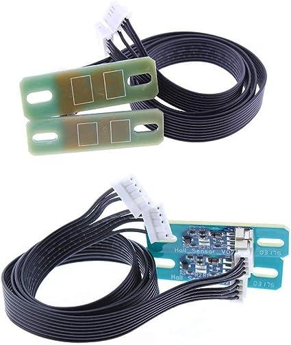 Wonduu Sensor Hall para Plotter Impresión Yh: Amazon.es: Electrónica