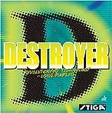 STIGA Destroyer Table Tennis Rubber