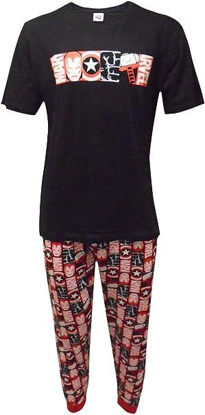 Marvel - Pijama para hombre y adulto