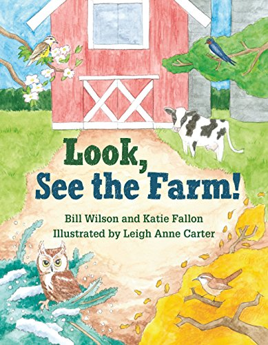 Look, See the Farm! (English Edition)