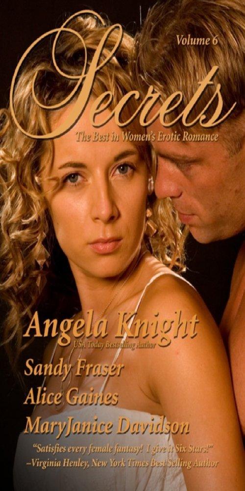 Download Secrets: The Best in Women's Erotic Romance, Vol. 6 pdf