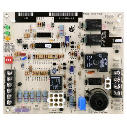 62-24140-04 - Rheem OEM Replacement Furnace Control Board