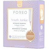 FOREO 6 Piece Ufo,Activated Mask, Youth Junkie, 1 Count