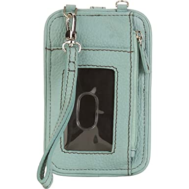 05d4f5754587 Hadaki Essentials Wristlet (Aquifer) at Amazon Women's Clothing store: