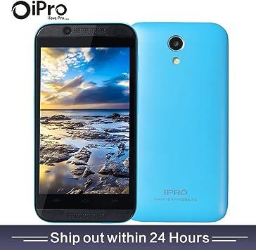Aucun Contrato Smartphone débloqués 4 Pulgadas El más Barato iPro ...