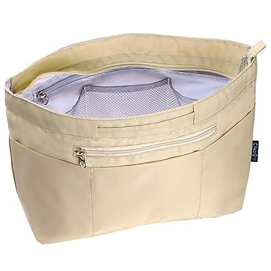 a8e0a2077fe4 CtwoQ バッグインバッグ bag in bag インナーバッグ レディース 軽量 自立 防水 大容量 (