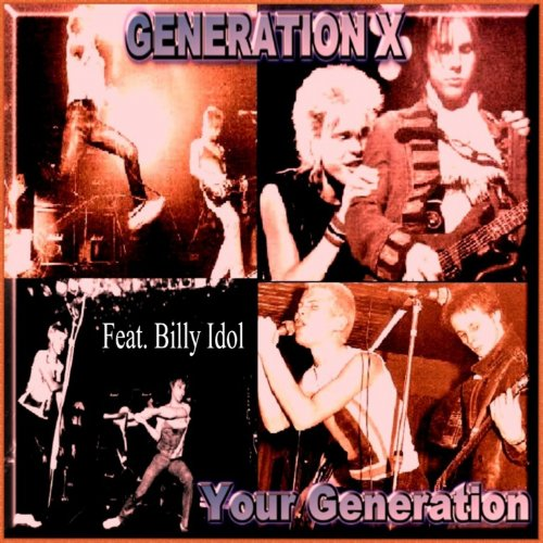 Amazon. Com: night of the cadillacs (feat. Billy idol): generation.