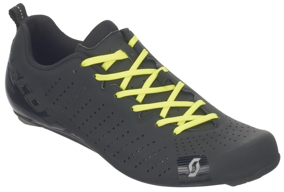 スコット スポーツ サイクリング シューズ Scott Road RC Lace Shoe - Men's Matt Black [並行輸入品]   B01MYFRH1S