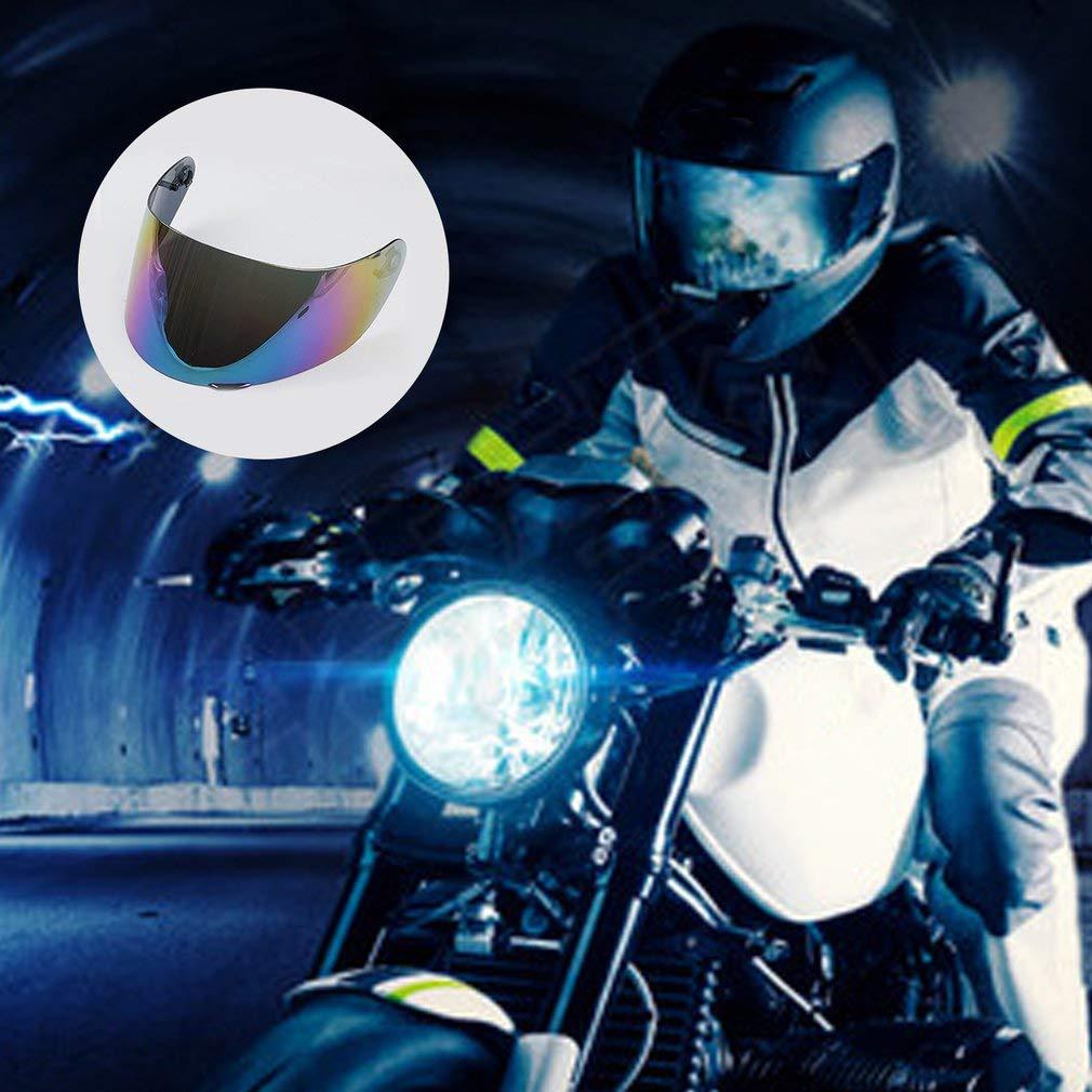 leoboone Visiera Casco Lens completa Moto Lenti sostitutive essere adatto a 902 AGV K3 SV K5 K1 Casco
