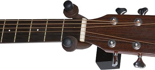 Guitarra de madera soportes soporte de pared, tankerstreet hogar y ...