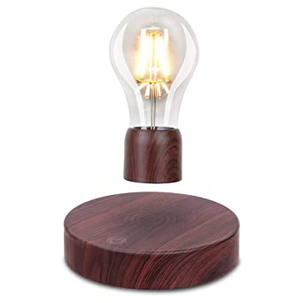 Lampe Magnétique À Lévitation De Bureau Ampoule Vgazer Flottante 5A4RLqSjc3