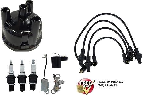 Tisco 309787 Ignition Tune-Up Kit