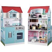 ColorBaby- Cocina y Casa de muñecas 2 en