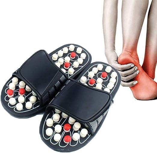 Free Shipping Acupressure Slippers Proper Foot Massage Unisex Slipper