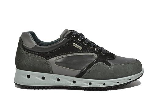a6f4eddc35b3c IGI CO Sneakers Scarpe Uomo Grigio Gore-Tex Surround 87470  Amazon ...