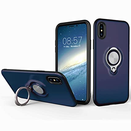 custodia iphone x anello