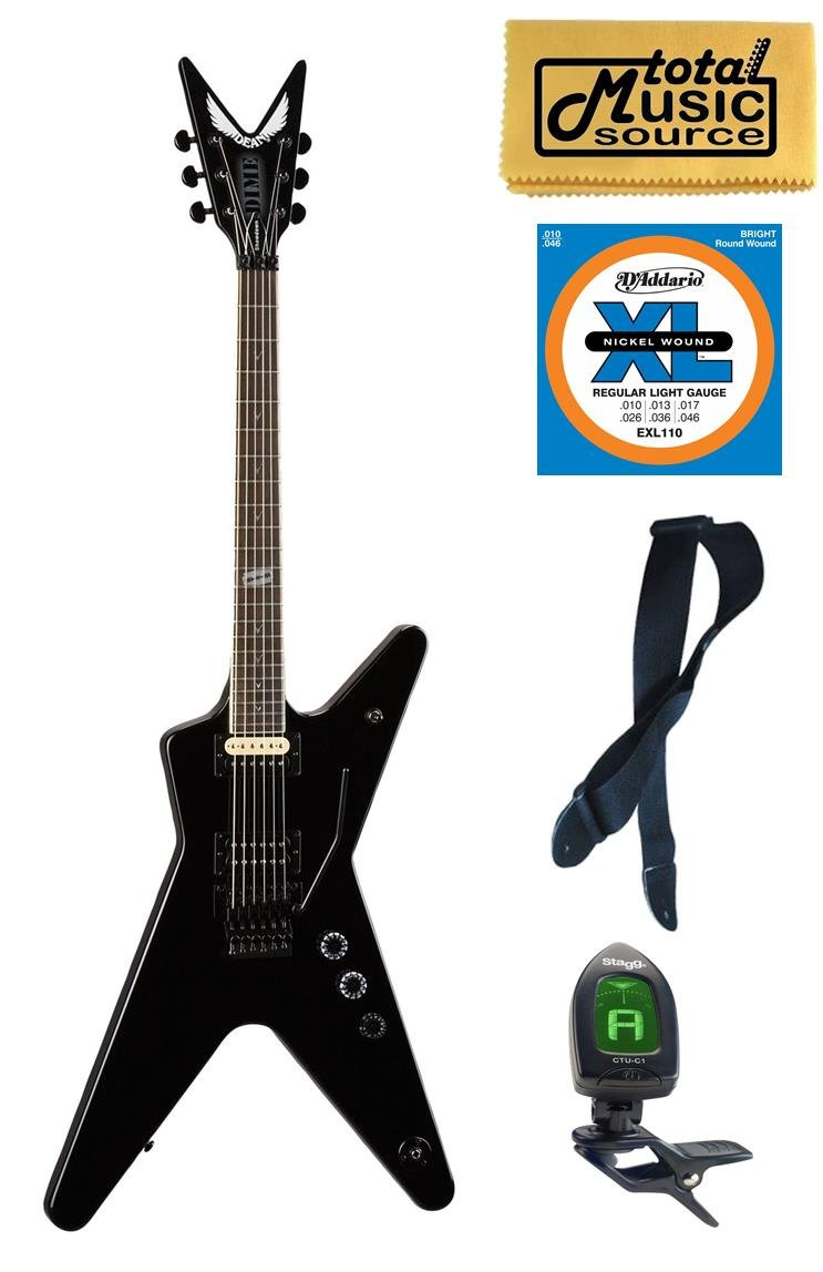 Dean Showdown ml guitarra eléctrica, Dime Estados Unidos DMT pastilla, DB Showdown, lote de funda: Amazon.es: Instrumentos musicales