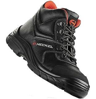 Heckel MACSOLE SPORT FOCUS S3 SRA – Zapatos de Trabajo/Seguridad