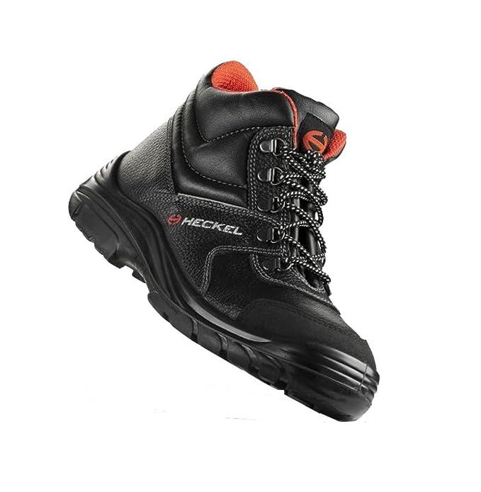 Heckel MACSOLE SPORT FOCUS S3 SRA–Zapatos de Trabajo/ Seguridad