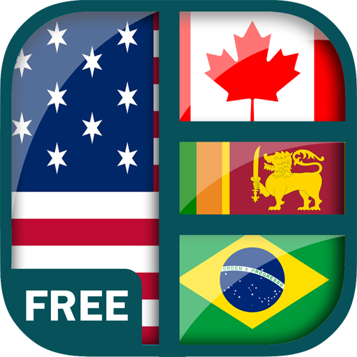 Amazon.com: Guess The Country : World Flag Logo Quiz Game: Appstore