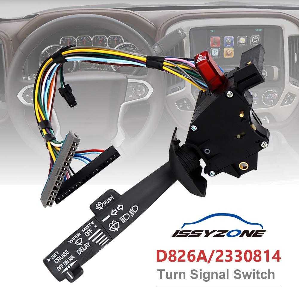 Turn Signal Dimmer Combination Switch Hazard Warning PT Auto Warehouse CBS-1849