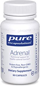 Pure Encapsulations - Adrenal - Nutritional Support for Healthy Adrenal Function - 60 Capsules