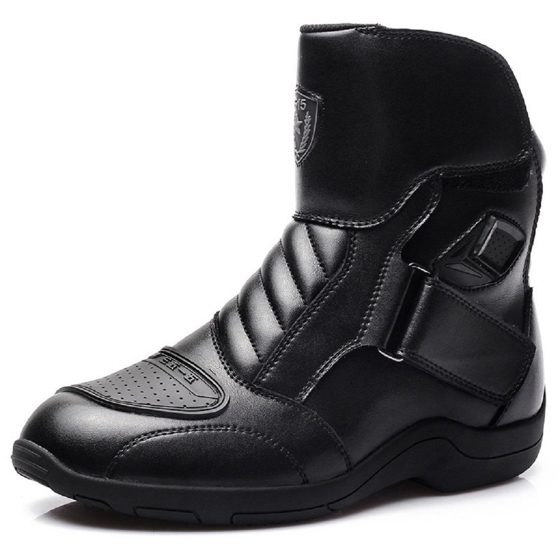 Herren Herbst Winter Warm halten Martin Stiefel Flache Schuhe Schutz Fuß Draussen Gemütlich Dicker Boden Schuhe erhöhen EUR GRÖSSE 38-44