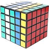 Auralum プロフェッサーキューブ ルービックキューブ5×5×5 立体パズル キューブ型パズル 黒素体