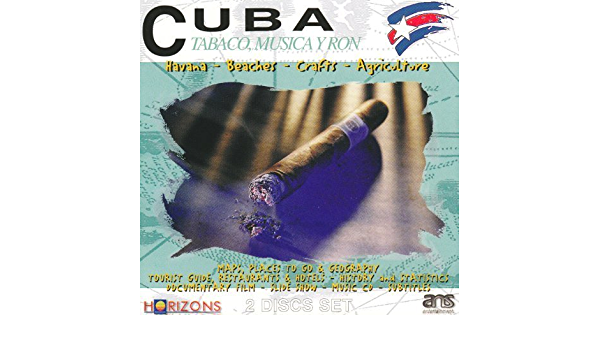 Horizons Collection: Cuba, Tabaco, Musica y Ron by Horizons ...
