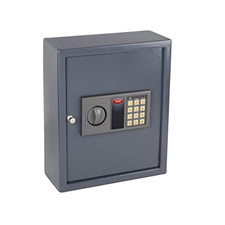 Varo Draw and Closet Security Solid Steel Electronic Safe